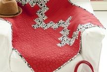 Sew Red / by Nancy Zieman