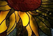 Glass/mosiacs / by Dianne Priest