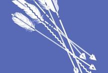Arrows & Feathers / by Graeme McCree