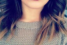 Beauty Girl / Hair MAKEUP Beauty / by Brittiny Blue