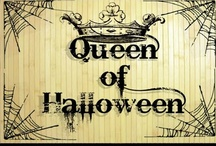 Queen Of Halloween. / Halloween Party Ideas, Decor, Recipes & Crafts for my FAVORITE time of year!! / by CoffeeCole