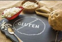 Food - gluten free / by Birth With Lisa Doula Services