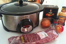 Crock Pot Recipes / by Carolyn Montgomery