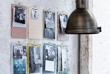 Ideas at home / Turn your home into a personal gallery with these tips and advices from this album. / by Amylee Paris
