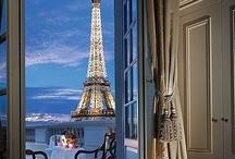 J'adore Paris / « Vouloir toujours ; c'est le fait de Paris. » Victor Hugo  / by Amylee Paris