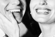 Precious Laugh & smile / « La faculté de rire aux éclats est preuve d'une âme excellente. »  Jean Cocteau  / by Amylee Paris