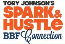 Spark and Hustle BBFs!  / So many new BBFs (business best friends) made at each and every #sparkandhustle stop! #GO ahead, pin some of your fav pics from #yourcity! / by Coach Jenn Lee