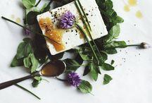 eat (vegetarian) / by Anna Coffeen Long