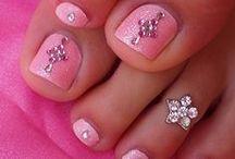 *~* Mani & Pedi's ~ Nail Designs *~* / by ♥ Rebecca Thompson ♥  ツ