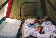 Camping / by Anna Wilson