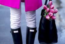 fleurs / by Anna Coffeen Long