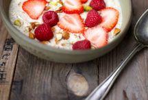 Vegetarian Breakfast / Healthy meatless breakfast and brunch recipes / by Anna Coffeen Long