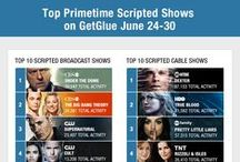 Weekly Social TV Charts / by Social TV Digest