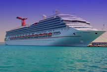 Cruise & Cruises / Cruise deals, discount cruises and Information on the world's most popular cruise lines. / by TripOutlook Mo