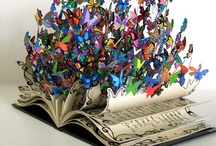 Altered books / by Andrew Dyrdahl