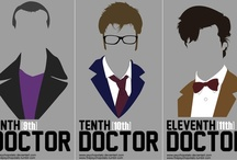 Hello, I'm The Doctor! / Spoilers!!  / by Amy Proper