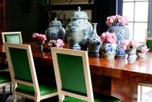 Dining Rooms / by Amber Reddoch