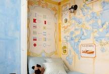 Little Boy's Rooms / by Amber Reddoch