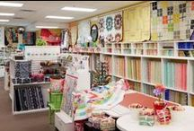 Quilt Shops We <3: Midwest / Check out one of these quilt stores next time you're in the Midwest. / by American Patchwork & Quilting