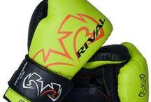 Rival Boxing gloves / Rival Boxing gloves / by Rival