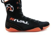Rival Boxing footwear / by Rival