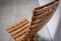 Beautiful Wooden chairs. / by Woodford Woodworking Tools and Machines UK.