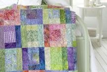 Beautiful Batiks / by American Patchwork & Quilting