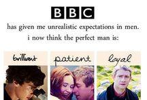 All things BBC drama :) / by Rachel Leigh Greene