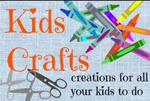 kids crafts / Crafts to make with your kids from supplies you have in your house / by Ticia Adventures in Mommydom