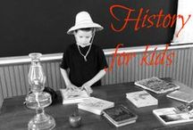 history / History for kids / by Ticia Adventures in Mommydom