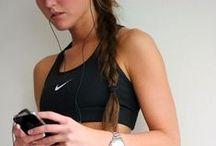Workin on my Fitness / by Katie Blackmon