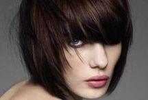Hairspiration / #hairstyles #hairdo's #hair / by Ashley Wood