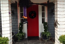 Fall/Halloween Decor / by Paige Spink