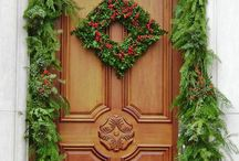 Holiday Wreaths and Swags / Christmas! / by Paige Spink