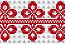 Cross Stitch Borders / by Donna Parris