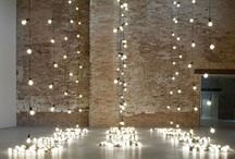 Lighting Sets The Mood / Event Lighting  / by Paige Spink
