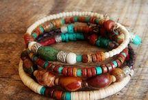 Bracelets 2 / I have an obsession with bracelets! / by Carol Boyd