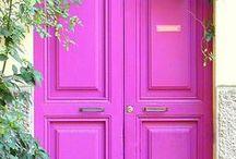 Pink! / by Rebecca Gentry