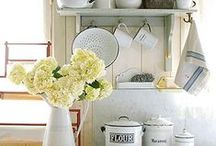 Cottage Kitchens / by Susan Freeman