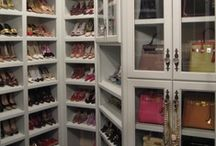 Closet Ideas / by Ruth Frost