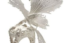 Jewelry Inspirations / Jewelers and Jewelry Designs I admire / by Michelle Pajak-Reynolds