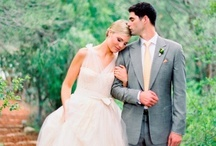 A Dream Wedding / Beautiful weddings! Photography, DIY, Ideas and more. How to plan a wedding. / by Rachael Meyers