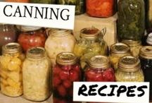 Canning / by April Bunch