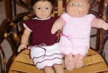 Crochet Doll Clothes & Accessories / by Rose Moerschel