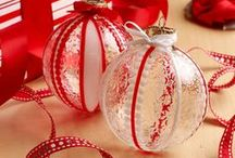 ❄ ❄ ☃Creative Christmas Ornaments❄ ❄ ☃ / by Southern Style