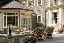 Being OutSide / Garden, Patios, Porches and Outdoor Spaces / by JaynieJellyBelly