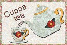 Cuppa Tea / by JaynieJellyBelly