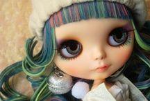 Blythe Dolls / by JaynieJellyBelly