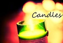 Flickering Candles / by JaynieJellyBelly