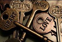 I Got The Key / by JaynieJellyBelly